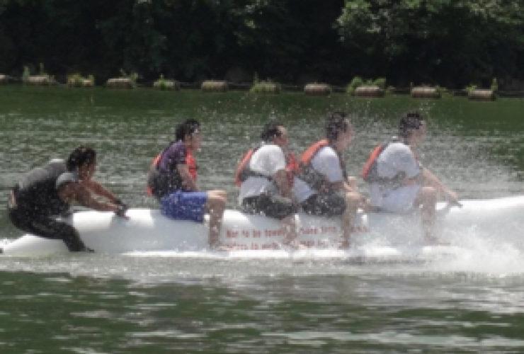 【熊本】夏を遊ぼう!2019 ダム湖で水遊び!