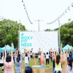 【出場者受付中!】ROXY FITNESS RUNSUPYOGA in 福岡