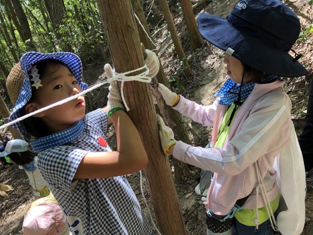 秘密基地キャンプ(SHOSAPO)  兵庫県