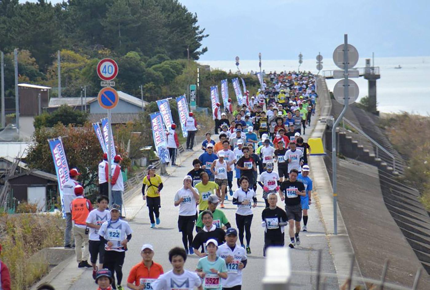 赤穂シティマラソン大会 | 兵庫県