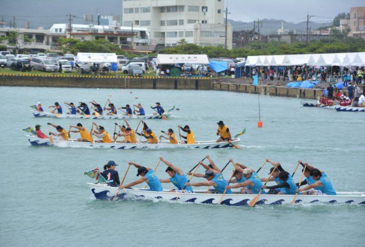 名護市長杯争奪 全島ハーリー大会 | 沖縄県
