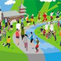 第31回加古川マラソン大会  兵庫(加古川河川敷)