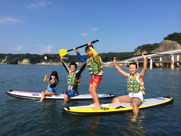 マリブポイント SUPショップのお仕事体験 | 千葉県