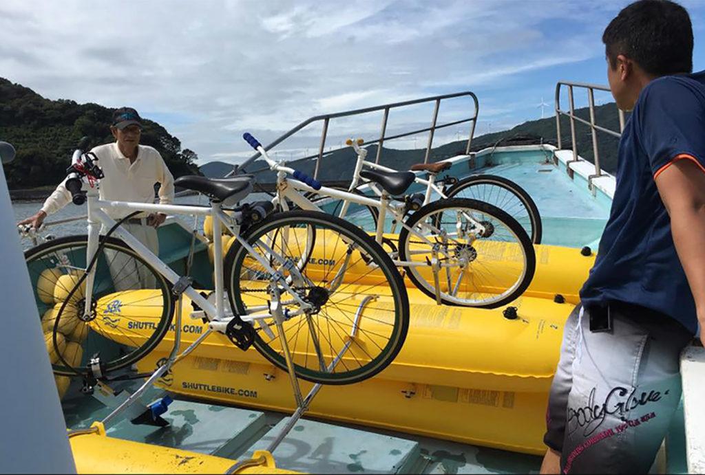 佐田岬海上サイクリング | 愛媛県