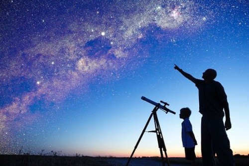 天体観測とナイトBBQ|京都府