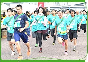 スマイル アフリカ プロジェクト ランニングフェスティバル | 東京都