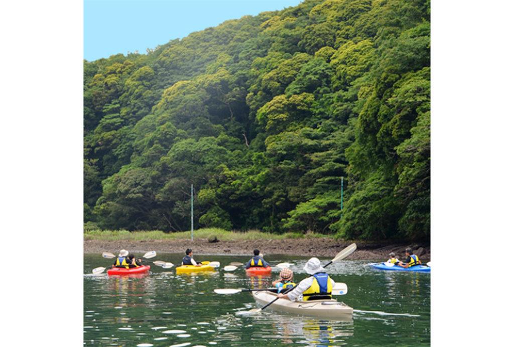 海と日本プロジェクト 日帰りマリンピング | 神奈川県