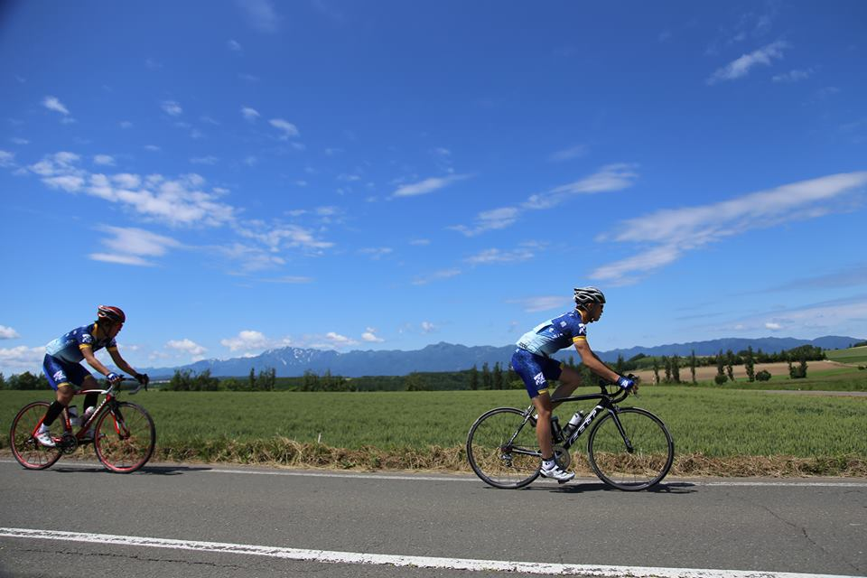 なかふらのサイクリング | 北海道
