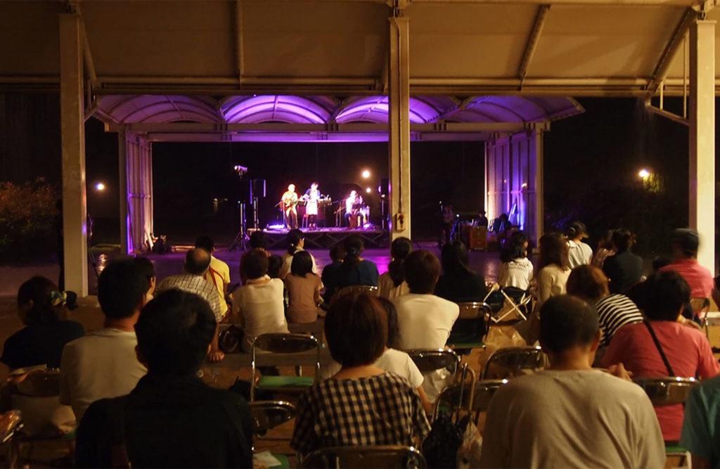 星月夜のコンサート | 岡山県