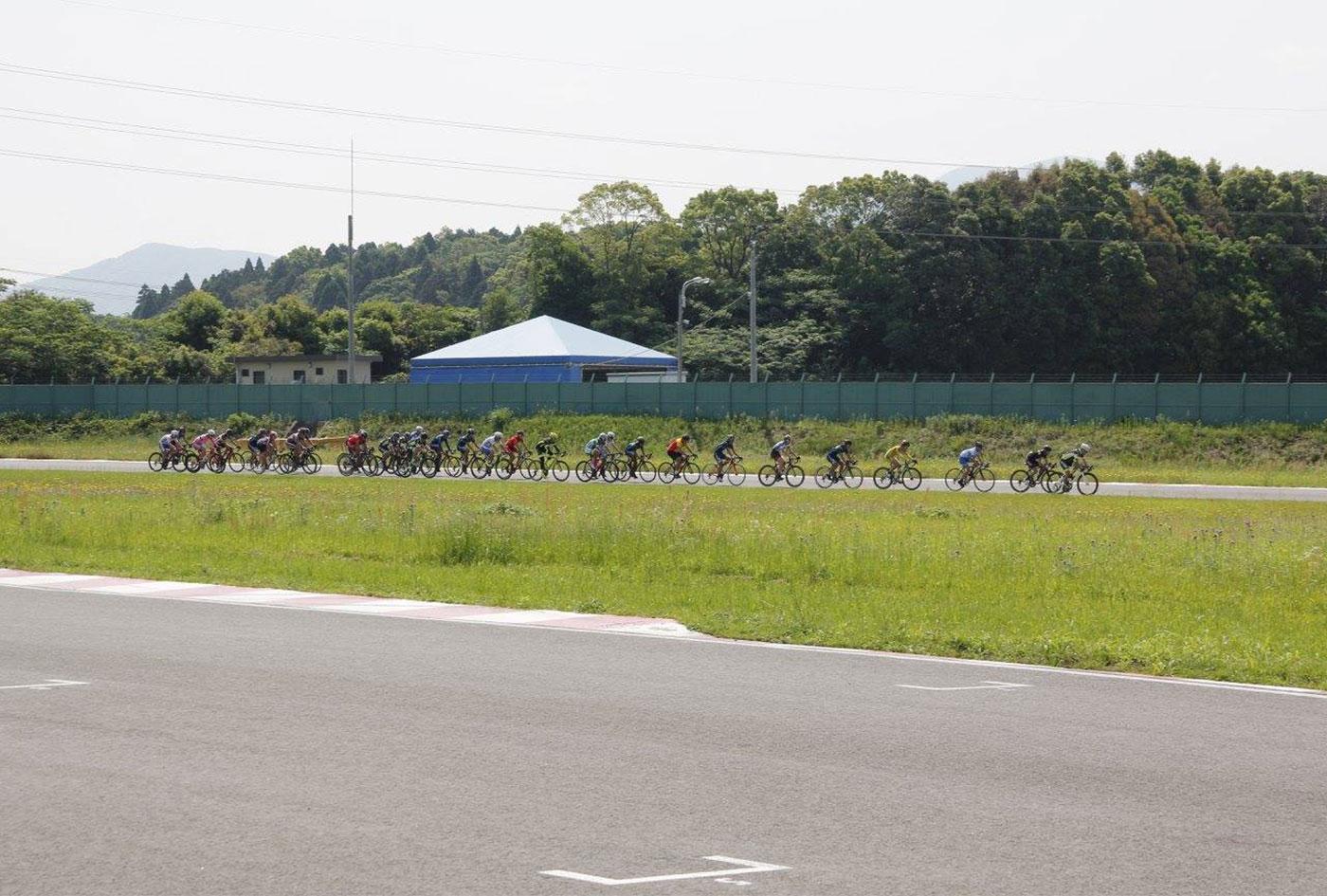 HSR九州サイクルロードレース | 熊本県