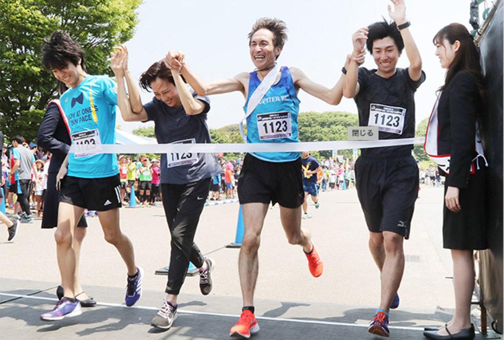 「利家とまつ」金沢城リレーマラソン   石川県