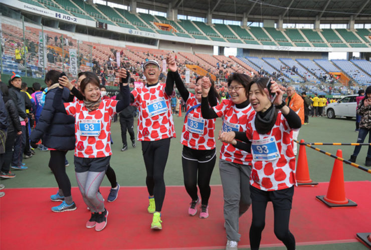 第5回倉敷リレーマラソン | 岡山県