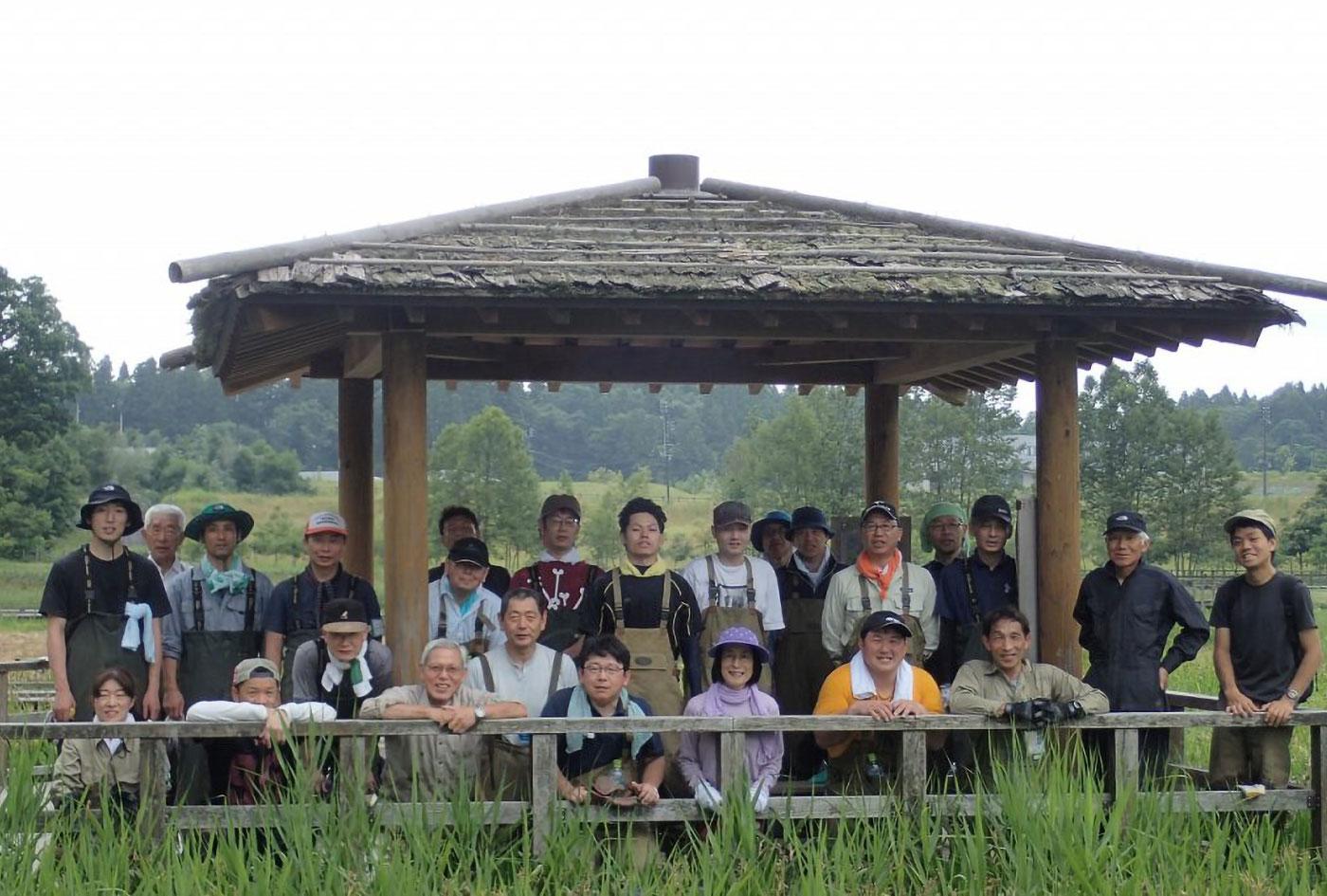 森づくり活動2019   新潟県