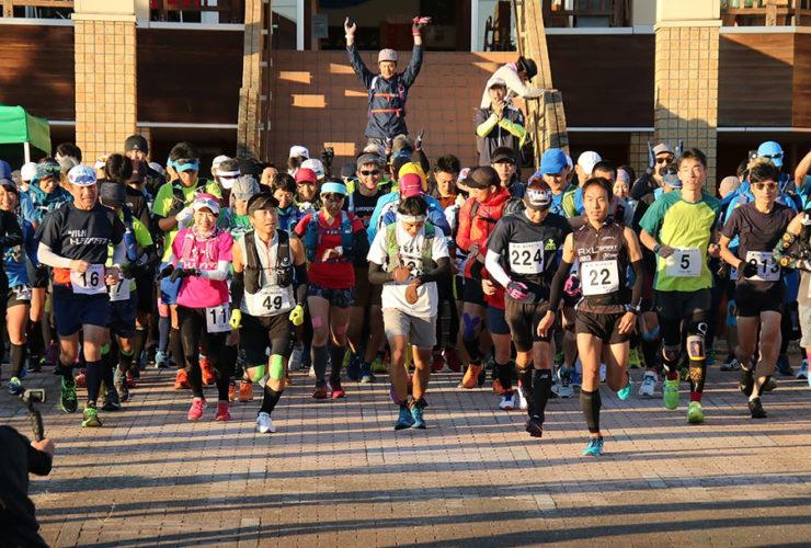 Myoko Ultra Run rAce 18 | 新潟県