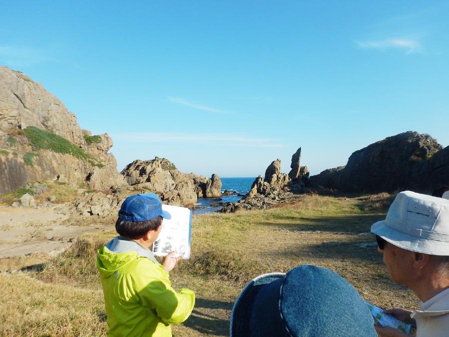 種差海岸をガイドさんと歩こう | 青森県