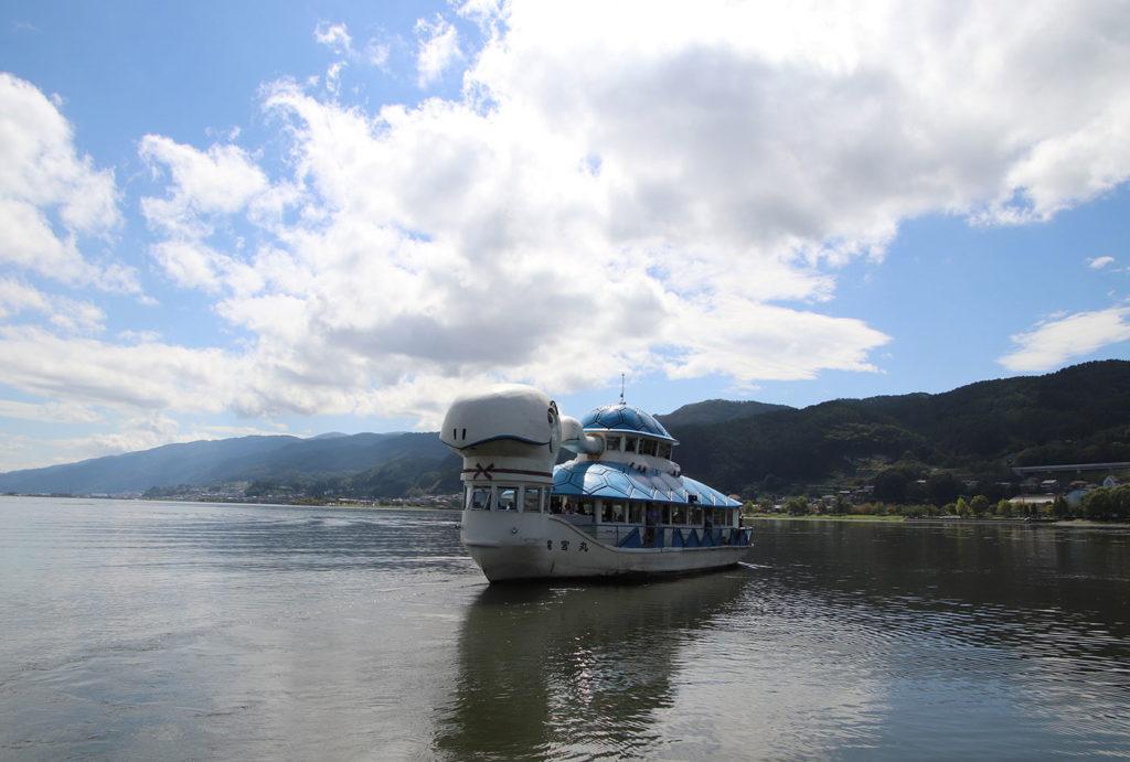 諏訪湖一周ウォーク | 長野県