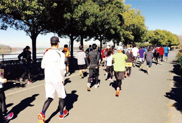 GREEN PARKマラソン in 彩湖 | 埼玉県
