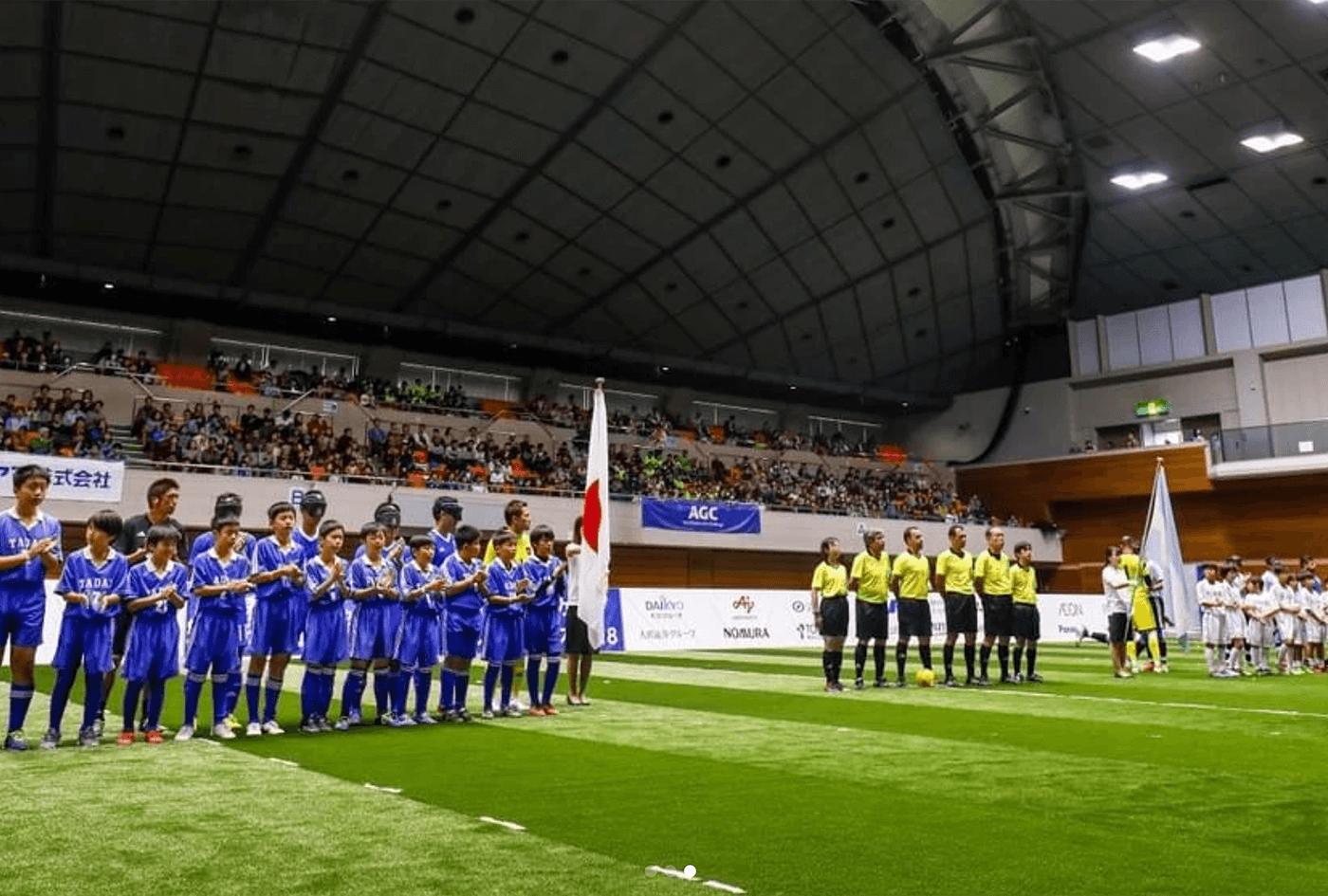 ブラインドサッカー チャレンジカップ   東京都