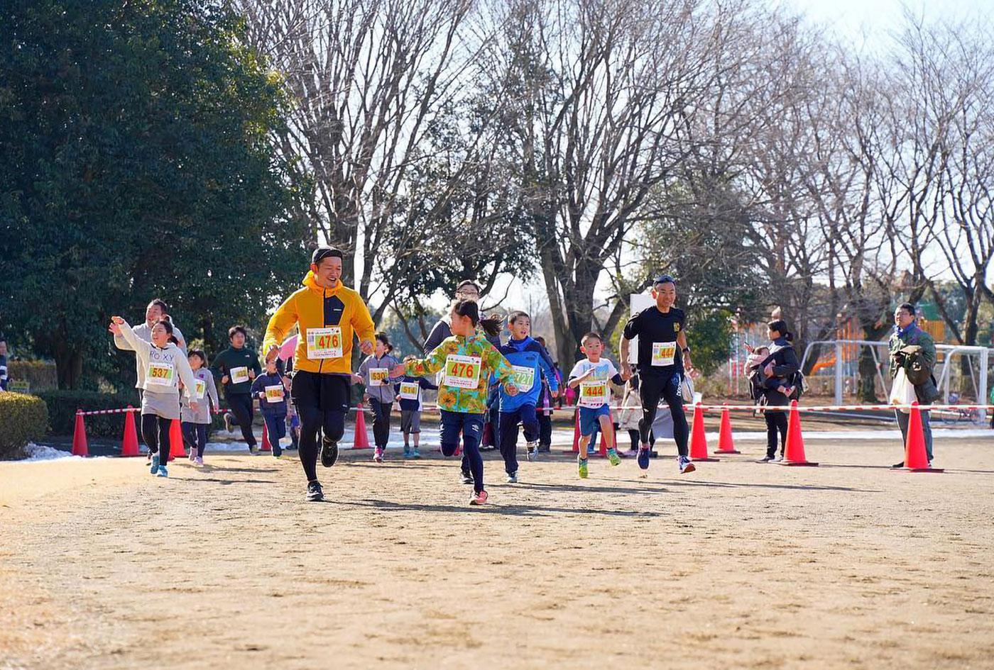 日産茨城会presentsベジタブルマラソンin水戸偕楽園   茨城県