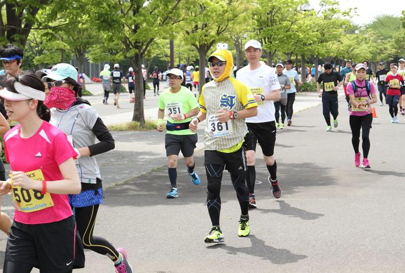 とりで利根川マラソン | 茨城県
