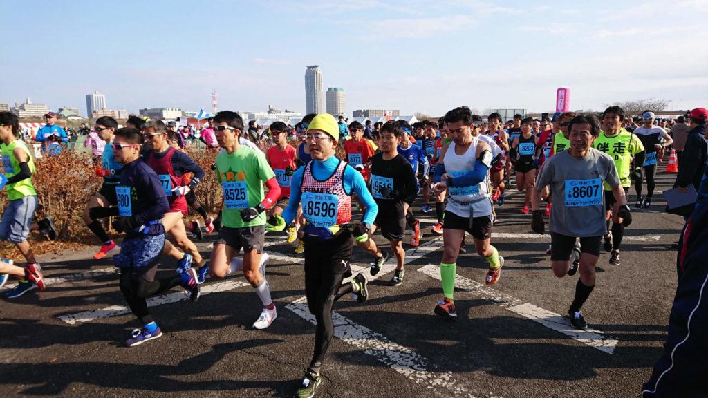 ハイテクハーフマラソン | 東京都