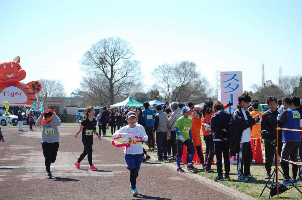 彩湖リレーマラソン | 埼玉県