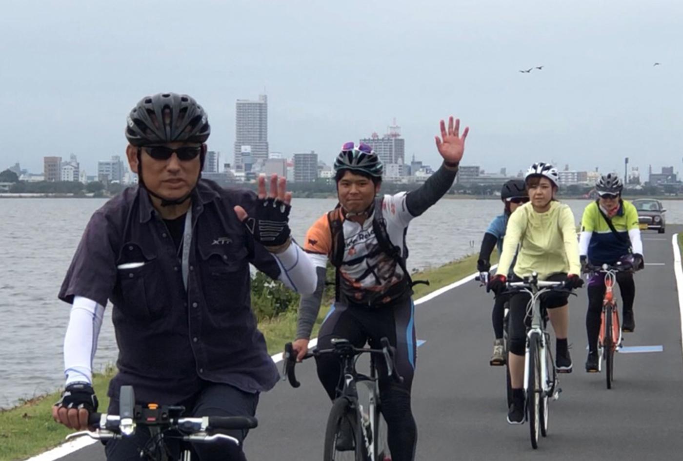 城下町土浦りんりん食べ歩きサイクリング | 茨城県