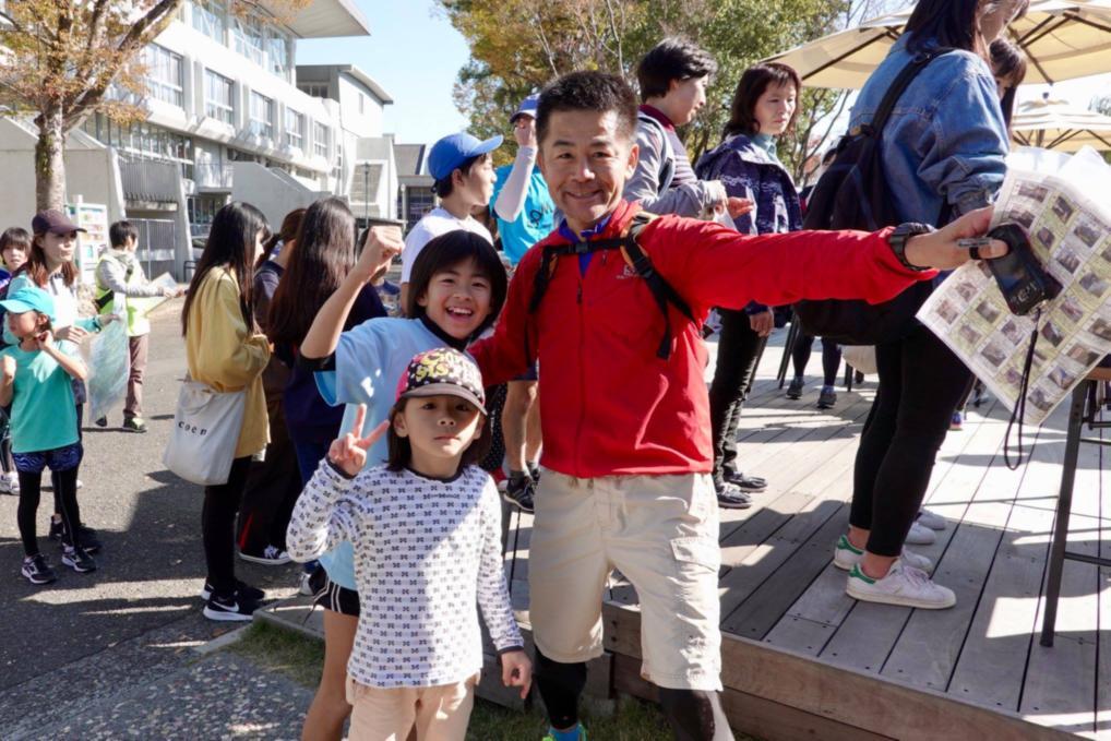 有度山ロゲイニング(有度山トレイル三昧)  静岡県