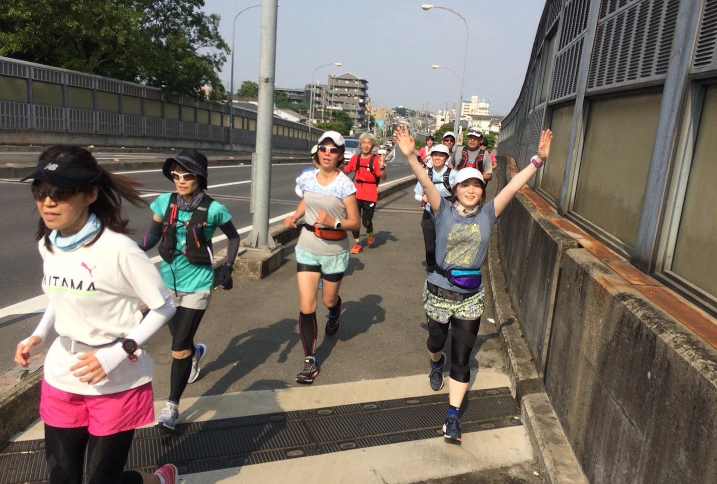 さいたま国際Mコース試走会 | 埼玉県