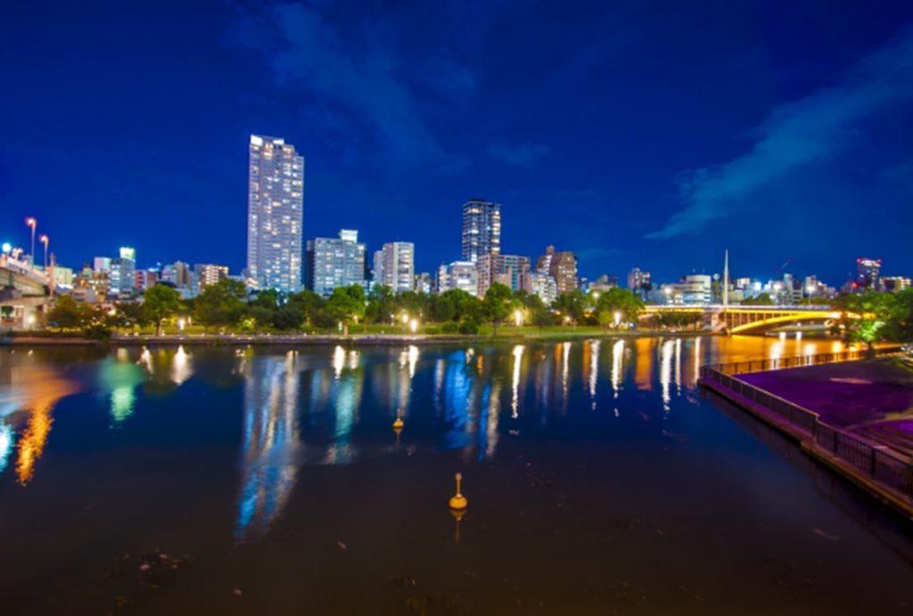 夜の水上さんぽツアー | 大阪府