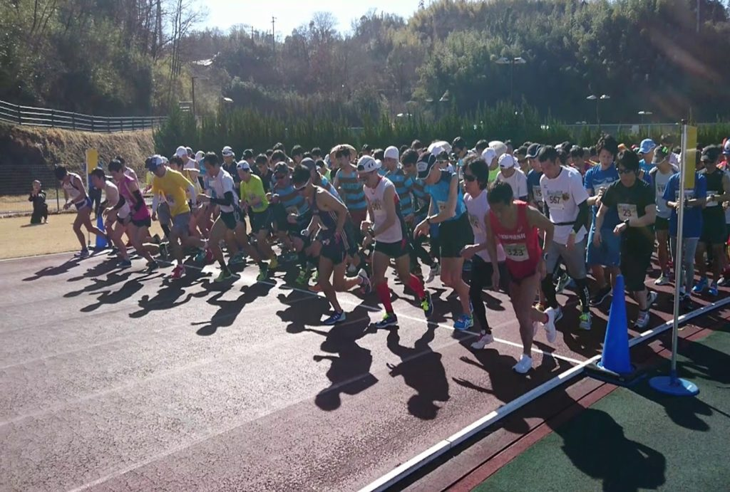 岡の里名水マラソン大会 | 大分県