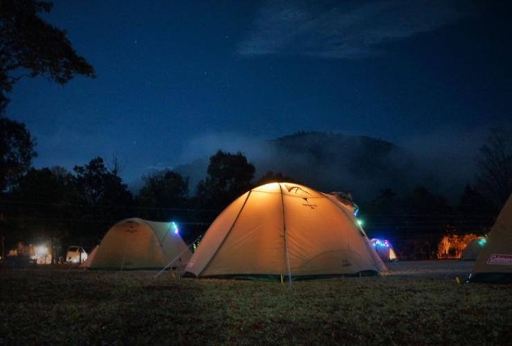 秋のうめファミリーキャンプin Saiki | 大分県