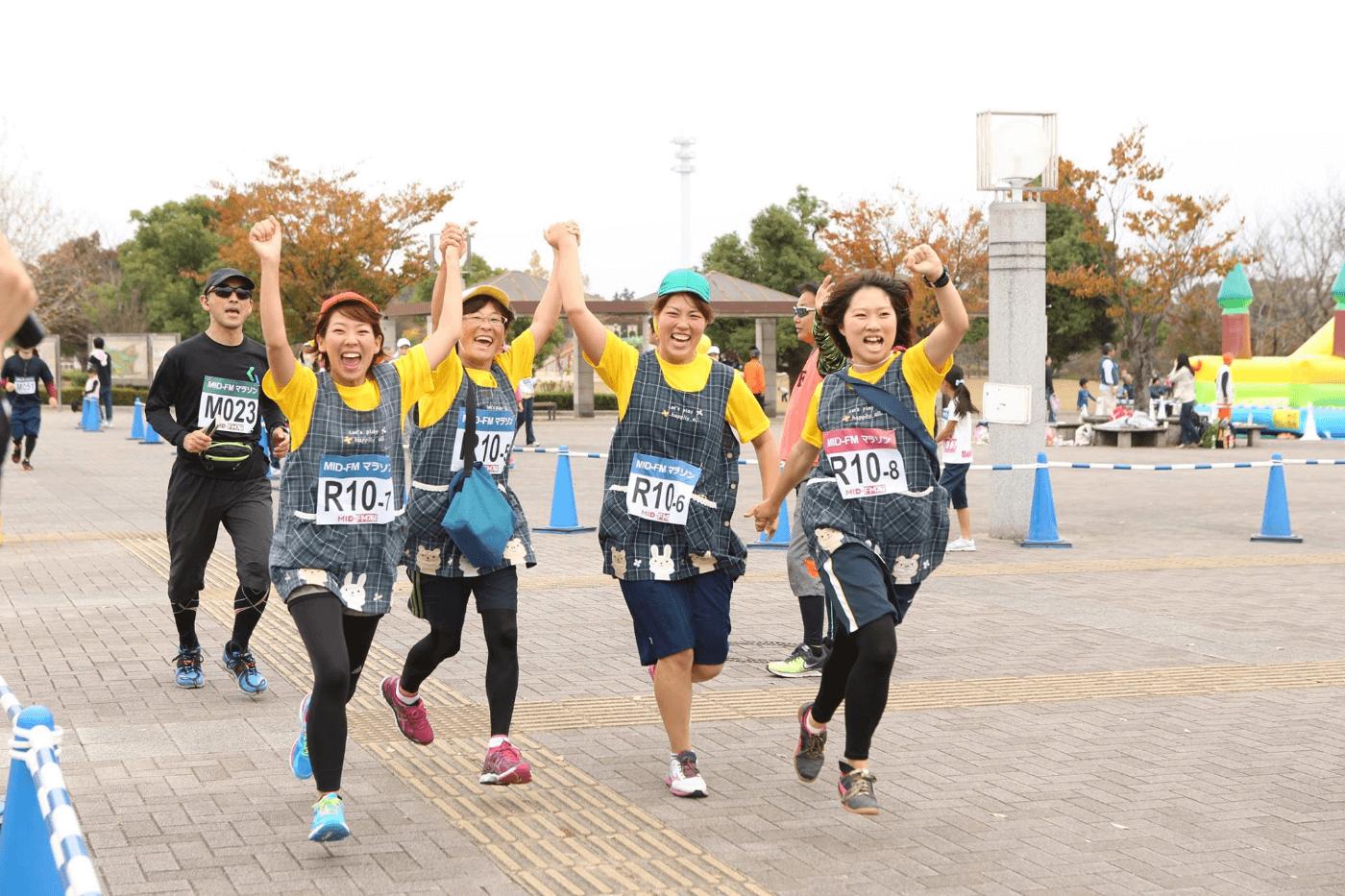 MID-FMマラソン大会 小牧山城トレイルランエンデューロ | 愛知県