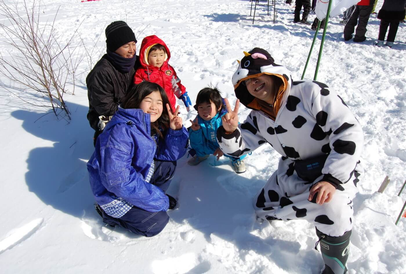 三依杯雪合戦大会 | 栃木県