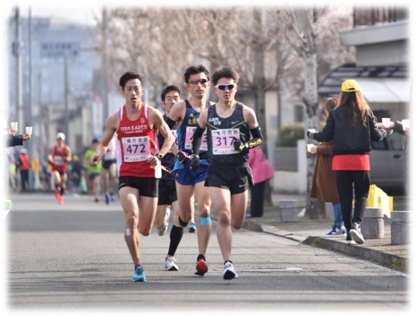 ひとよし温泉春風マラソン | 熊本県