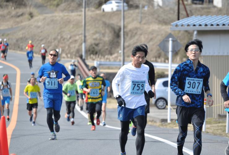 奥久慈湯の里大子マラソン大会 | 茨城県