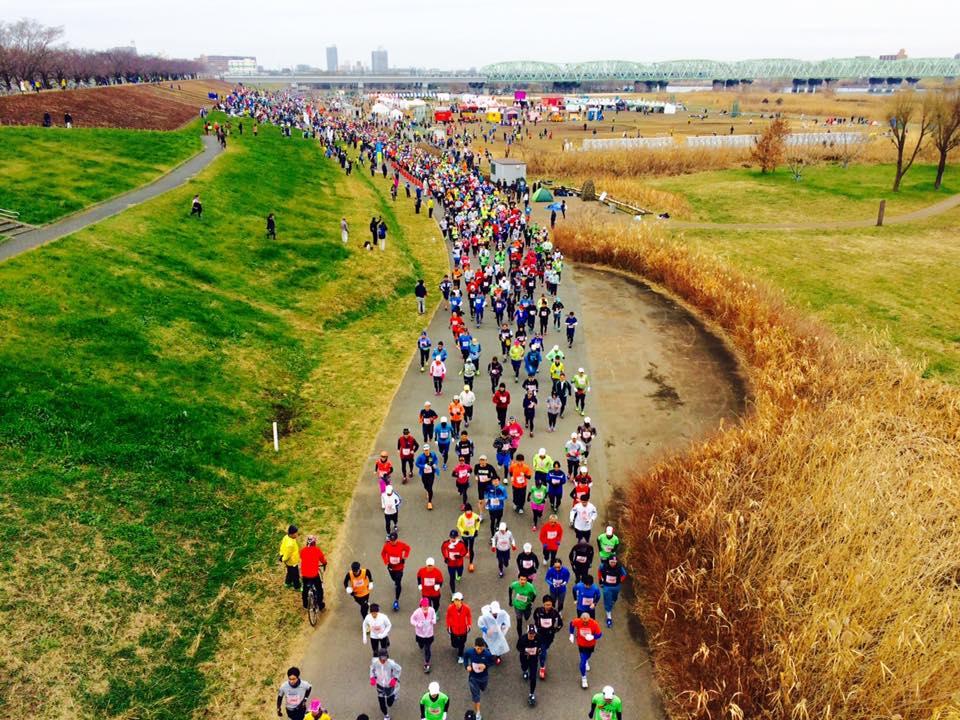 北区赤羽マラソン   東京都