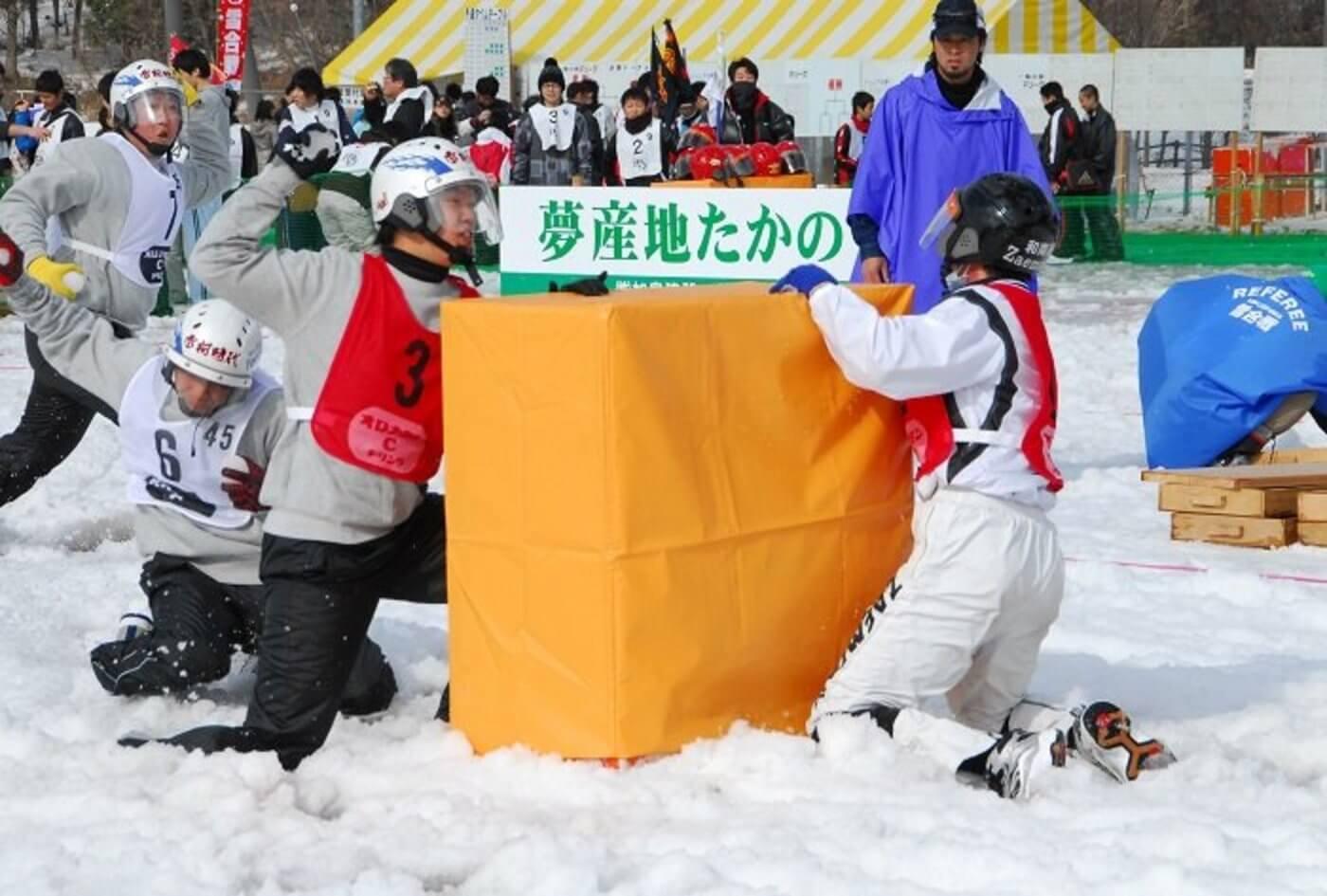 雪合戦ひろしま | 広島県