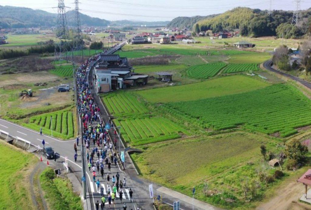 くすのきカントリーマラソン | 山口県