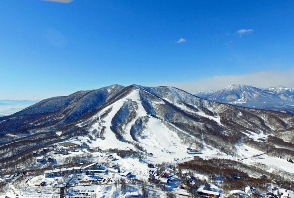 斑尾高原スキー場 Madarao speed challenge | 新潟県
