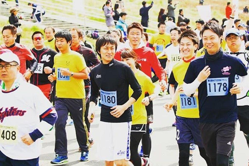 あだち五色桜マラソン | 東京都
