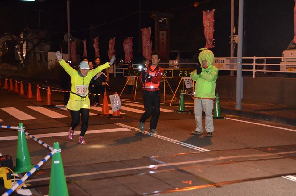 みちくさ夜桜マラソン in 南伊豆町 | 静岡県