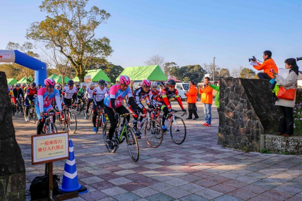 ツール・ド・おおすみサイクリング大会 | 鹿児島県