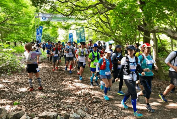 六甲5ピークストレイルレース大会 | 兵庫県