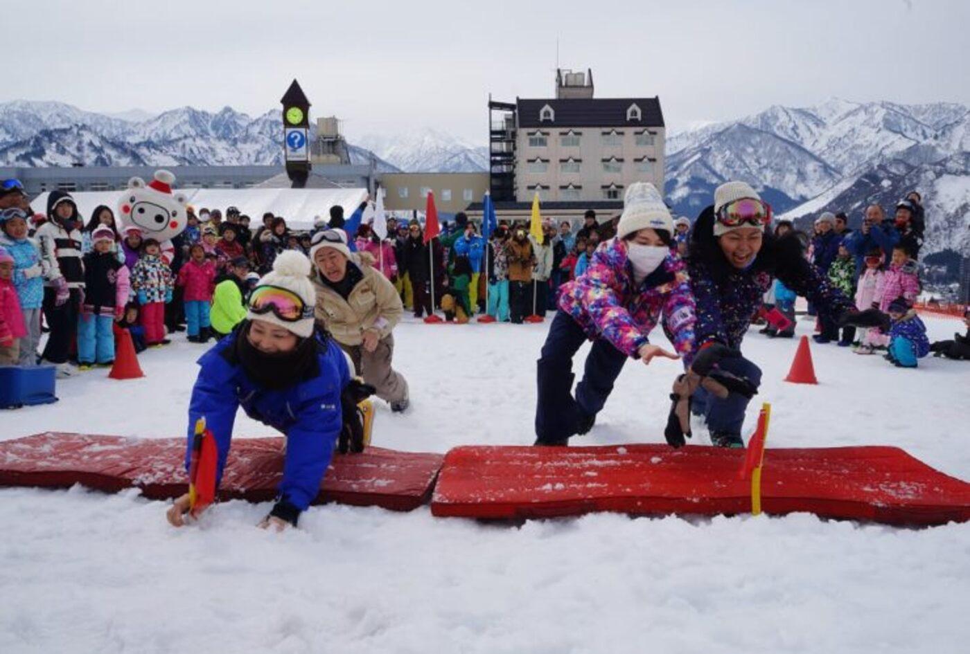 飛騨ほおのきスキー大会 | 岐阜県