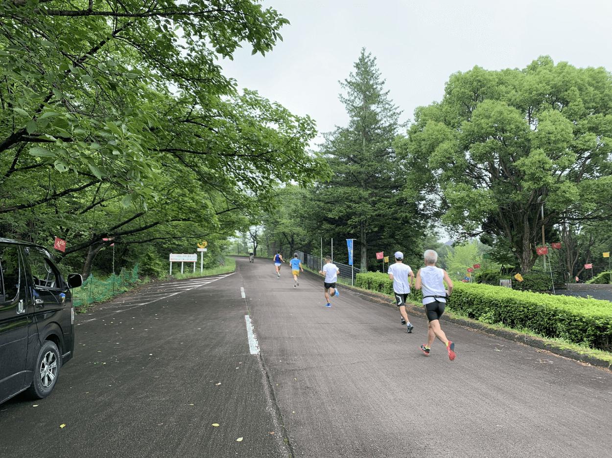 ランニングハイ in 播磨中央公園   兵庫県