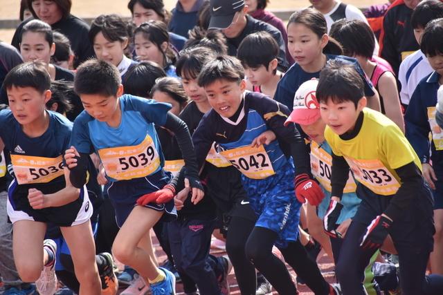 春の松本ランニングフェスティバル   長野県