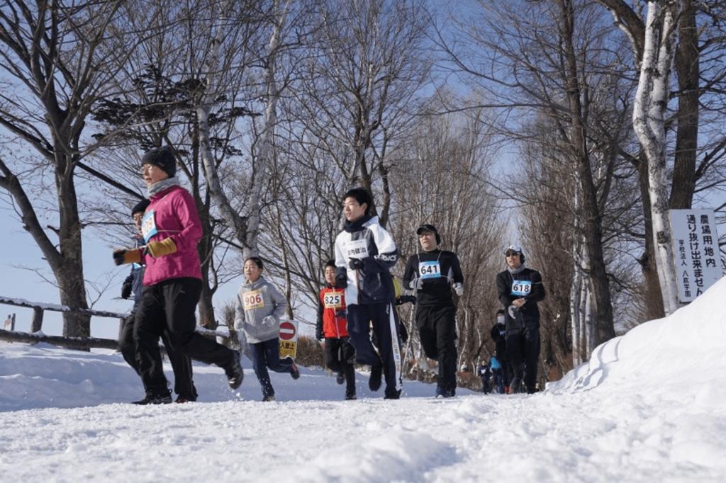 北海道スノーマラソン | 北海道