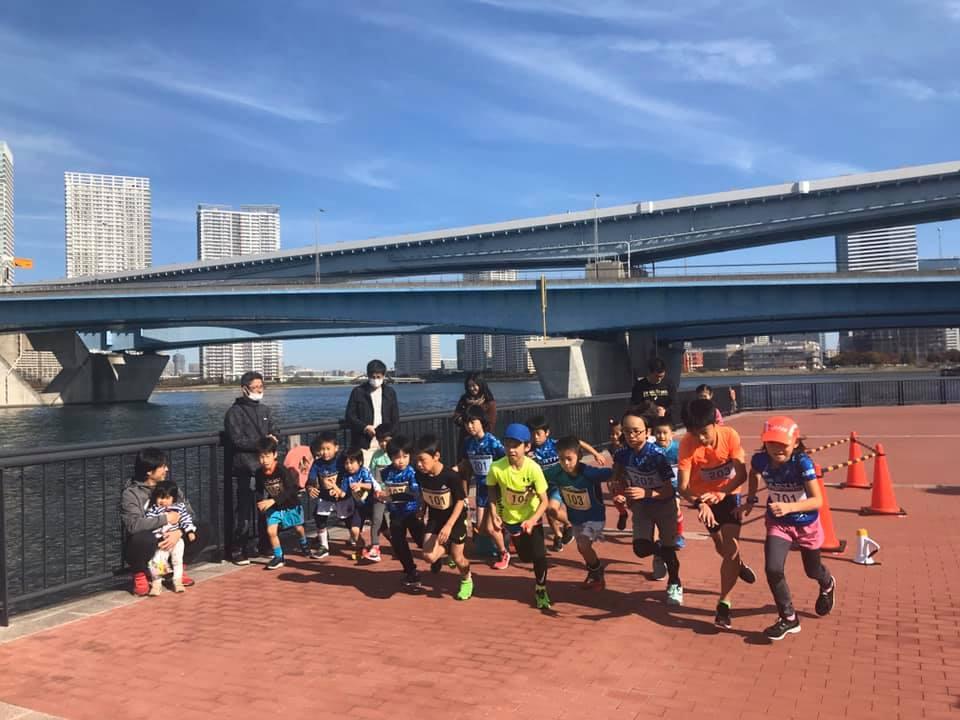 豊洲マンスリーマラソン | 東京都
