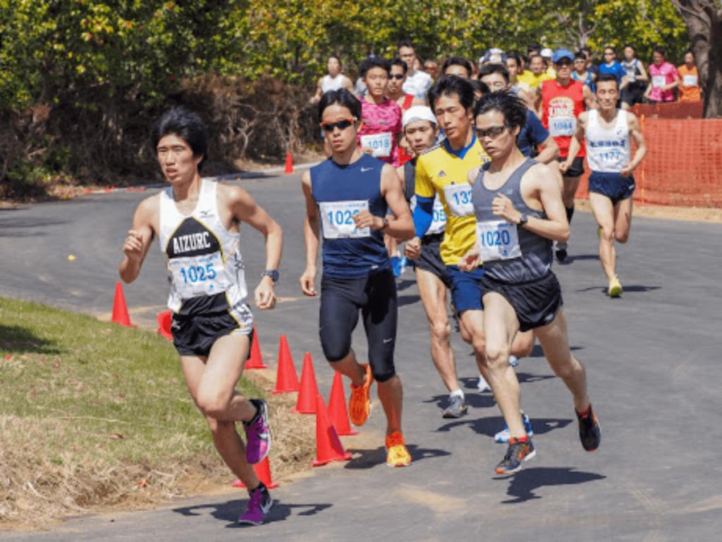 フラワーマラソンin国営昭和記念公園 | 東京都